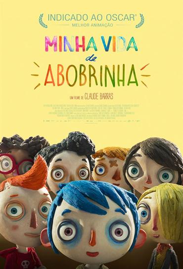 Poster do filme Minha Vida de Abobrinha