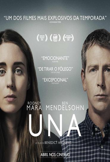 Poster do filme Una