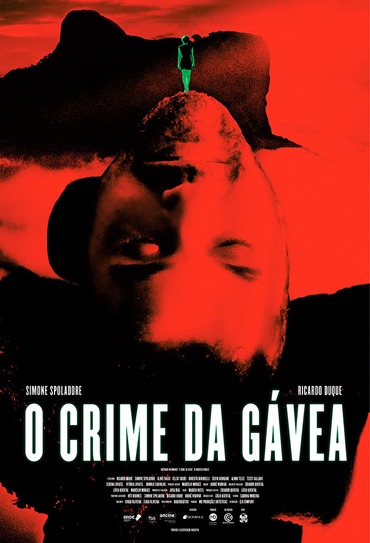 Poster do filme O Crime da Gávea