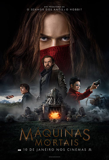 Assistir Filme Baixar Máquinas Mortais 2019 via Torrent Dublado 720p 1080p BluRay Online Download