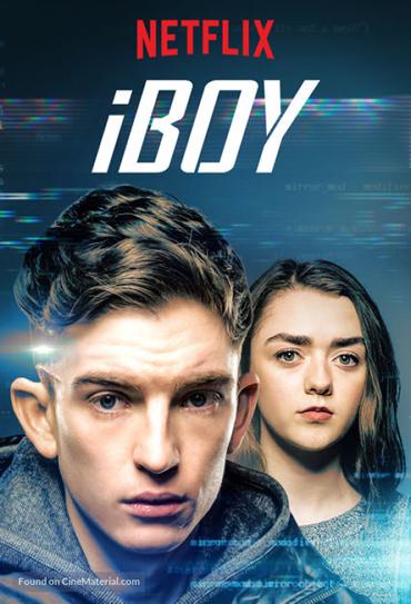 Poster do filme iBoy