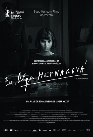 Poster do filme Eu, Olga Hepnarová