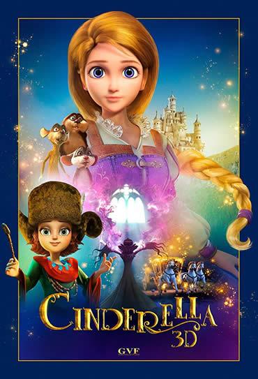 Assistir Cinderela 3D 2018 Torrent Dublado 720p 1080p Online
