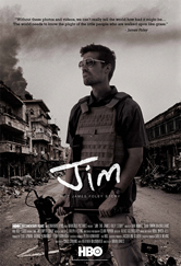 Poster do filme Jim: A História de James Foley