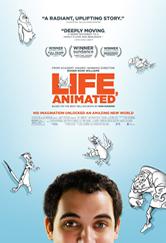 Poster do filme Vida, Animada