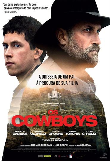 Poster do filme Os Cowboys