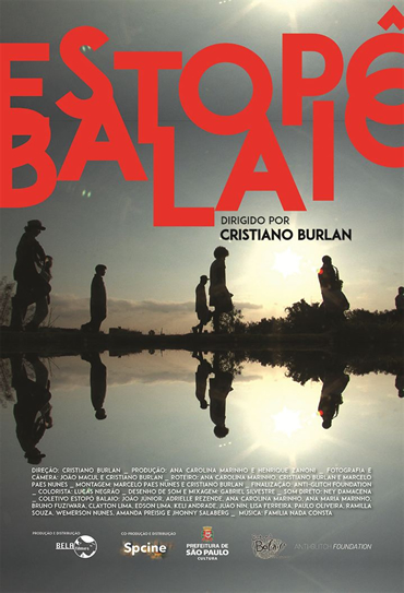 Poster do filme Estopô Balaio