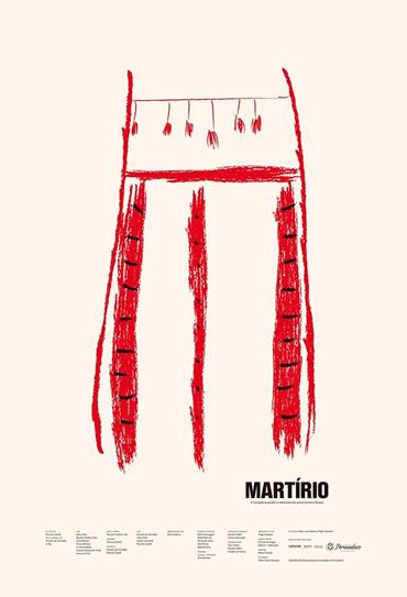 Poster do filme Martírio