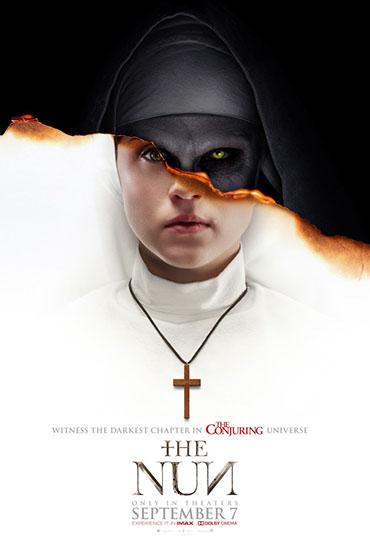 Poster do filme A Freira