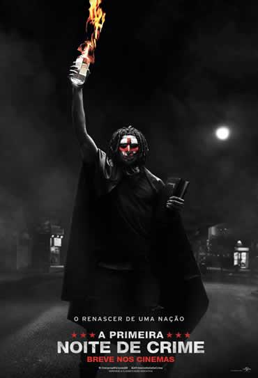 Poster do filme A Primeira Noite de Crime
