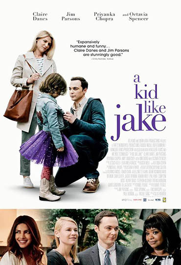 Poster do filme A Kid Like Jake