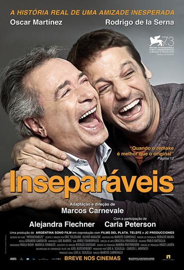 Poster do filme Inseparáveis