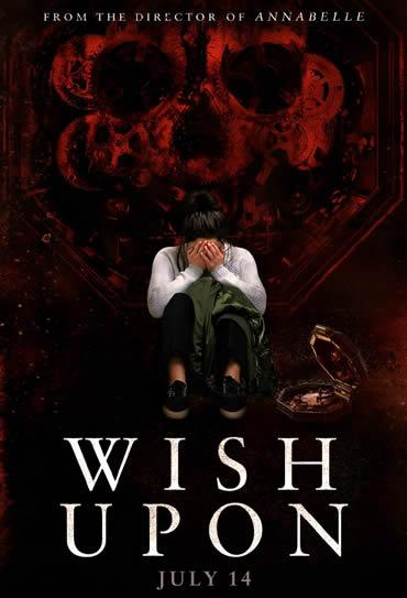 Capa Wish Upon Torrent 720p 1080p Dublado Baixar