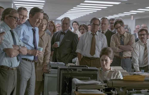 Imagem 1 do filme The Post - A Guerra Secreta