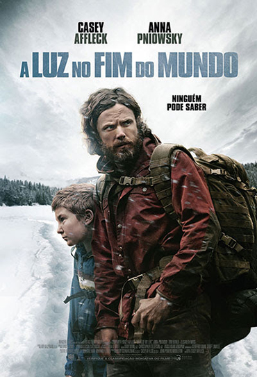 Poster do filme A Luz no Fim do Mundo