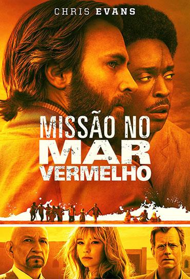 Poster do filme Missão no Mar Vermelho