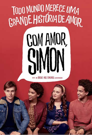 Poster do filme Com Amor, Simon