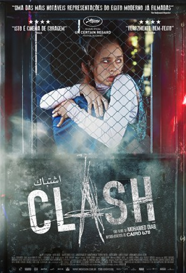 Poster do filme Clash