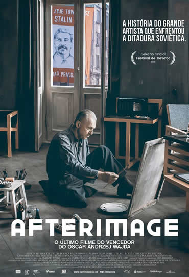 Poster do filme Afterimage