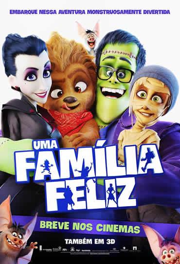 Poster do filme Uma Família Feliz