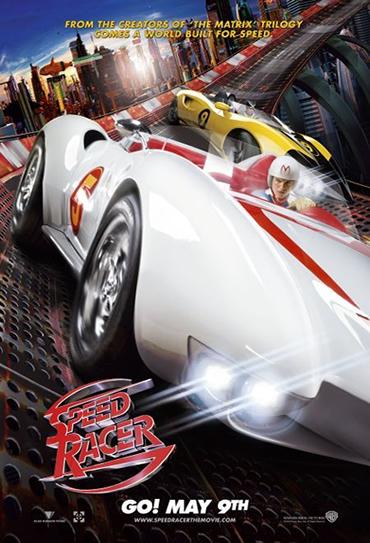 Poster do filme Speed Racer