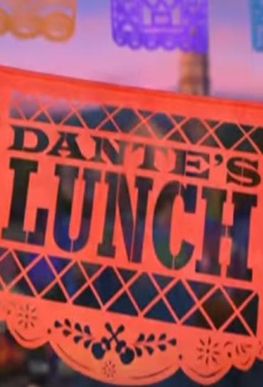 Capa O Almoço de Dante Um Conto Curto Torrent Dublado 720p 1080p 5.1 Baixar