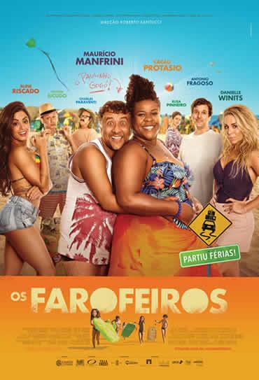 Poster do filme Os Farofeiros