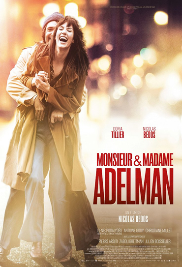 Poster do filme Monsieur & Madame Adelman