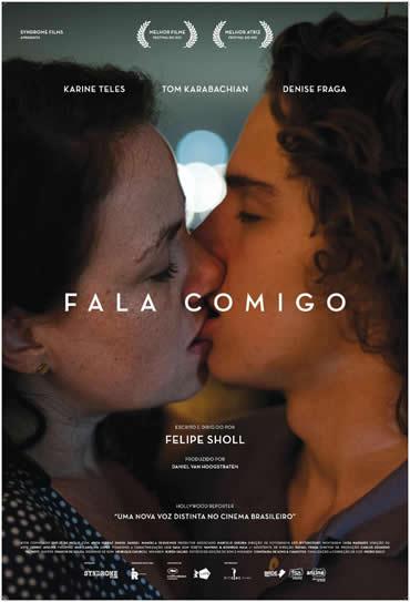 Poster do filme Fala Comigo