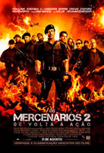 Poster do filme Os Mercenários 2