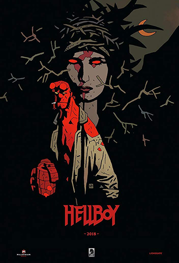 Assistir Hellboy 2019 Torrent Dublado 720p 1080p Online