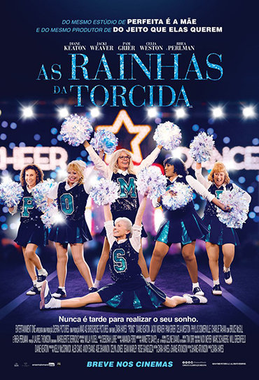 Poster do filme As Rainhas da Torcida