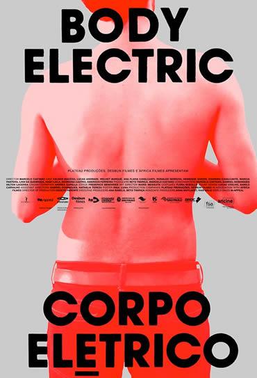 Poster do filme Corpo Elétrico
