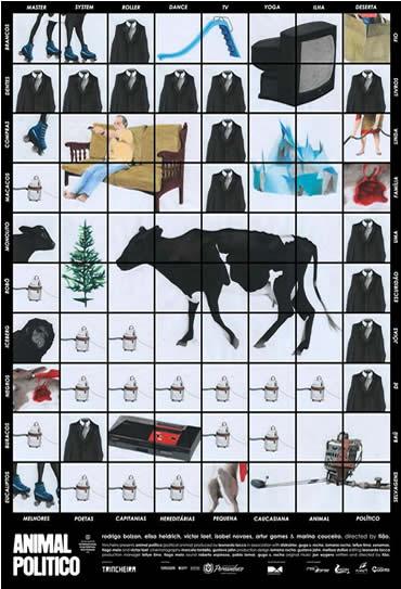 Poster do filme Animal Político