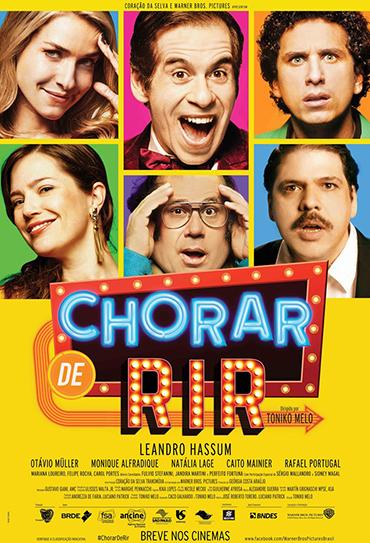 Poster do filme Chorar de Rir
