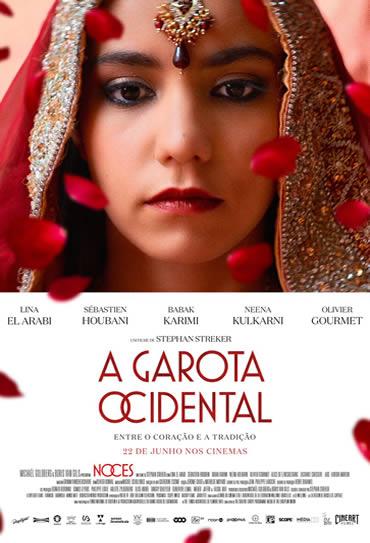 Poster do filme A Garota Ocidental - Entre o Coração e a Tradição