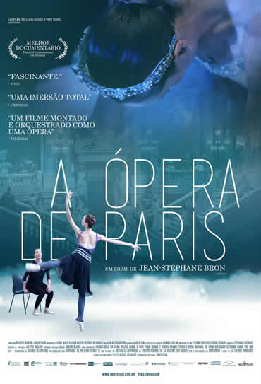 Poster do filme A Ópera de Paris