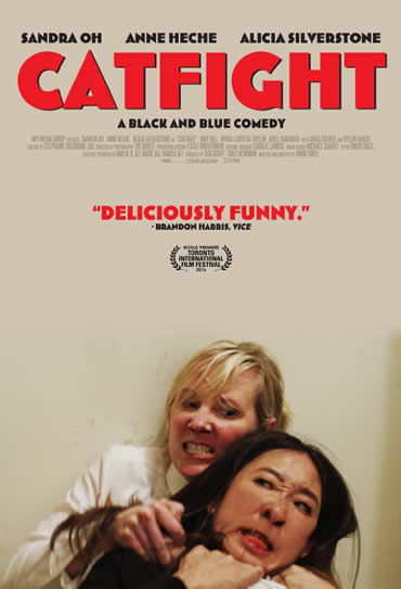 Poster do filme Catfight