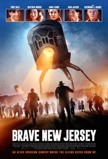 Poster do filme Brave New Jersey