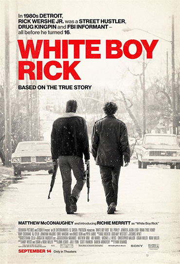 Poster do filme White Boy Rick