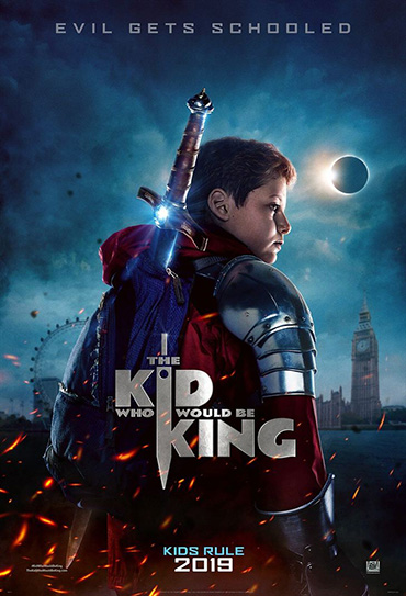 Download Filme The Kid Who Would Be King Baixar Torrent BluRay 1080p 720p MP4