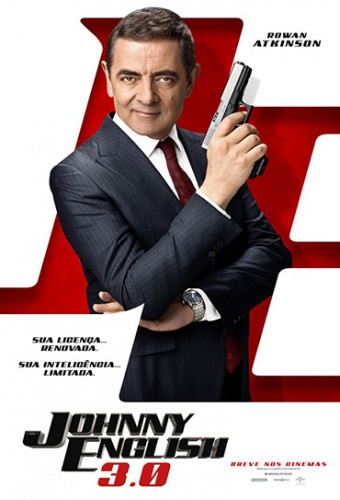 Poster do filme Johnny English 3.0
