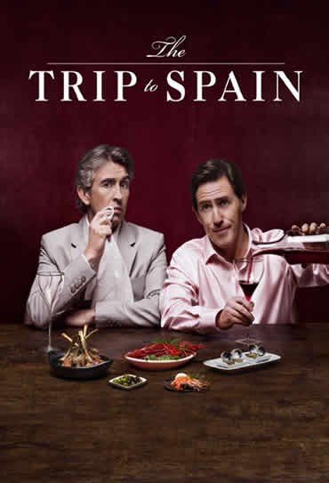 Poster do filme The Trip to Spain
