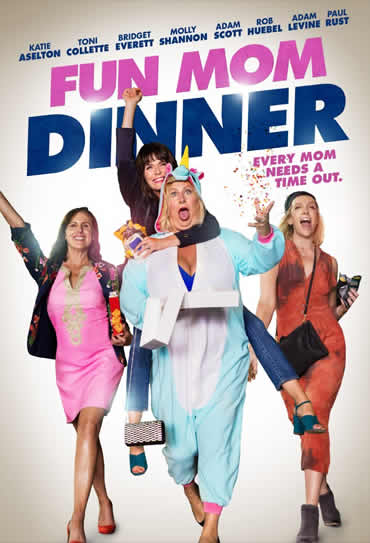 Poster do filme Fun Mom Dinner