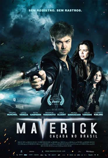 Maverick: Caçada no Brasil