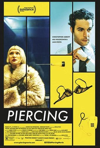 Poster do filme Piercing
