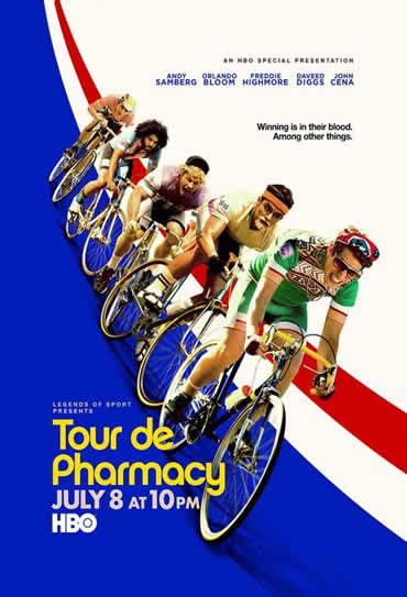 Poster do filme Tour de Pharmacy
