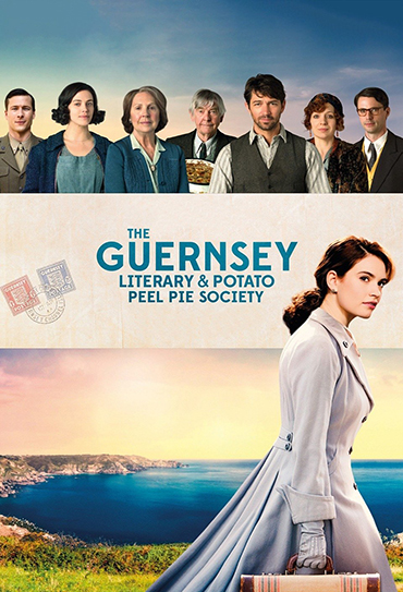 Poster do filme The Guernsey Literary and Potato Peel Pie Society