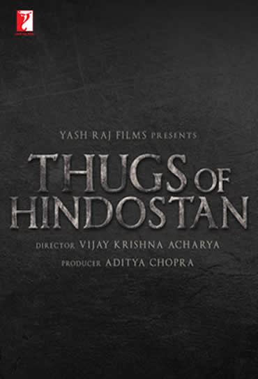 Poster do filme Thugs of Hindostan