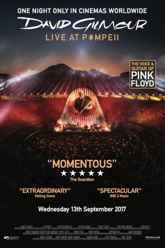 Imagem 2 do filme David Gilmour: Live In Pompeii